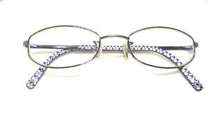 COACH SOUTHPORT 407AF Dark Grey 50-18-135 Womens Eyeglasses Frames Japan