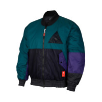 Nike Basketball Kyrie Jacket Men's Dark Atomic Teal New Orchid Sportswear Casual