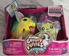Chubby Puppies And Friends CHI WOW WOW New in Package Free Shipping