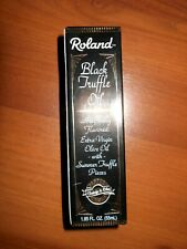 ROLAND ~ BLACK TRUFFLE OIL ~ 1.85 FL. OZ NEW BOXED Imported from ITALY
