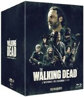 COFFRET BLU-RAY NEUF : THE WALKING DEAD SAISONS 1 à 8 - HORREUR ZOMBIES