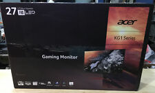 "Acer KG271 27"" FHD 1920x1080 LED LCD Freesync 1ms 144Hz Gaming Monitor NEW"