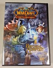 World of Warcraft Trading Card Game Heroes of Azeroth Starter Deck - Unused