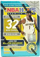 2019-2020 PANINI NBA HOOPS PREMIUM STOCK SEALED BLASTER BOX BASKETBALL JA? ZION?
