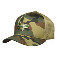 659a3ed9843 Supreme NY Blimp The World Is Yours Trucker Snapback Hat Camo SS12 ...