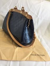 LOUIS VUITTON BREA MM NAVY BLUE - BRAND NEW