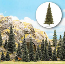 * Busch scala N 6572 60 alberi alberelli abeti pinetti tree tannen NUOVI