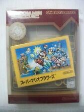 Nintendo Famicom Mini Super Mario Bros GameBoy Advance GBA Japan