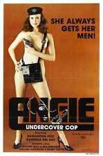 Angie Undercover Cop Cartel 01 A4 10x8 impresión fotográfica