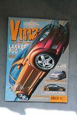 Vmax - September 2003, VW Golf R32, Mazda RX 7, top