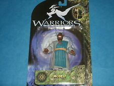 WARRIORS OF VIRTUE: 'The Movie' MOSELY 'Warmbloods'1997 Action Figure