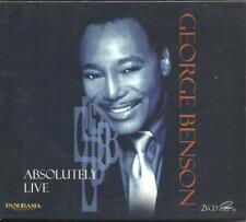 George Benson: [Made in Hong Kong 2001] Absolutely Live          2VCD