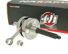 Naraku Racing Crankshaft Full circle Piaggio Zip SP Vespa ET 2 Lx Lxv S 50 ccm
