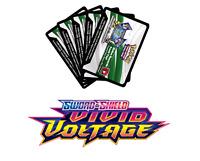 Pokemon Vivid Voltage PTCGO Codes Lot of 36