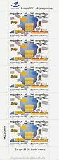 Europa cept 2013 post vehículos-albania Herzegowina 3427-28 Klein arco **