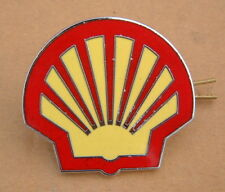 SHELL PETROL OIL TANKER DRIVER ENAMEL CAP BADGE 2