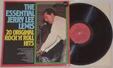 JERRY LEE LEWIS Essential 20 Original Rock n Roll Hits LP Vinyl Tonpress Poland