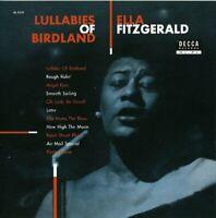 Ella Fitzgerald - Lullabies Of Birdland (NEW CD)
