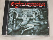 WILLIAM ORBIT Strange Cargo III  (CD 1993)