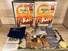 QUEEN GAMES BOARD GAME  ALHAMBRA ANNIVERSARY EDITION GAME FREE UK POST