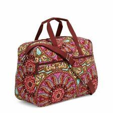 NWT Vera Bradley Grand Traveler Carry On/Overnight Bag in Resort  Medallion $138