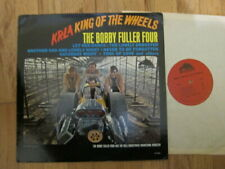 BOBBY FULLER King of the Wheels lp mono original