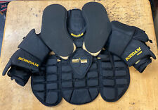 Boddam 6500 Cat 2 Goalie Chest And Arm Protector shoulder pads hockey lacrosse