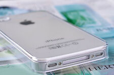 Clear Hard Back per Apple iPhone 6 COVER 4,7 POLLICI Buy 2 get 1 free (Add 3)