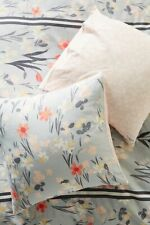 Paule Marrot for Anthropologie Meadow King Sham Floral NEW