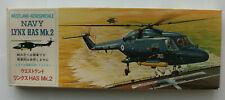 Fujimi Helicopter Model Kit Westland Navy Lynx HAS Mk2 No MH2  1/144