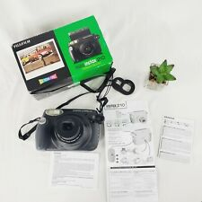 Fujifilm Instax 210 Instant Film Camera with Box and Accessories