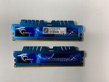 G. SKILL Ripjaws 16GB DDR3 1600 MHz PC3-12800 DDR3 Ram Memory 2x(8GB)