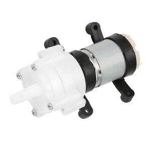 12V DC R385 Aquarienpumpe FishTank Motor   Wasser / Luftpumpe