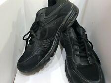 black sport  mens shoes