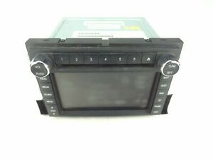 2011 Ford Expedition Radio Deck Stereo Navigation BL1T-18K931-BB
