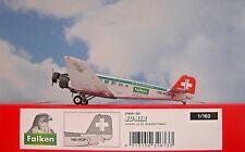 Herpa Wings 1:160 Junkers Ju - 52  JU-AIR Brauerei Falken HB-HOP  019347-001