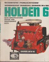 ONE MOTOR MANUEL FOR HOLDEN 6 HK HT HG