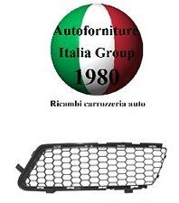 GRIGLIA PARAURTI ANTERIORE CENTRALE SX ALFA ROMEO 159 05> DAL 2005 IN POI