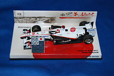 SAUBER F1 Team 2011 KOBAYASHI SUZUKA RisingSun BOX SOLD ONLY JapanGP TRUCK SIDE