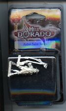 Hell Dorado Westerners Aidan Saint James Metal Miniatures MINT