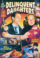 Delinquent Daughters - DVD - NEW - Unopened In Original Shrink Wrap