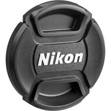 Genuine Nikon 62mm lens cap LC-62 LC62 Snap-On Lens Cap 62mm Snap Clips