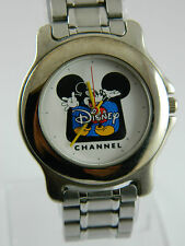DISNEY CHANNEL SILVER TONE/ MEN'S WATCH