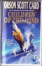Children of the Mind by Orson Scott Card (1996, PB, 1st Mass Market Edition)