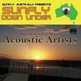 DOWN UNDER ACOUSTIC ARTISTS DISC SUNFLY KARAOKE CD+G