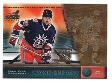 Wayne Gretzky,1998-99 Pacific Aurora Championship Fever Card, # 30, NYRangers