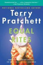 Discworld Ser.: Equal Rites 3 by Terry Pratchett (2005, Paperback)