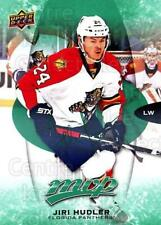 2016-17 Upper Deck MVP Green #12 Jiri Hudler
