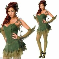 TV, Books & Film Complete Outfit Green Costumes for Women
