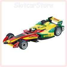 "Carrera GO 64007 Formula E Audi Sport ABT ""Lucas di Grassi No.11"" 1:43 Auto Plus"